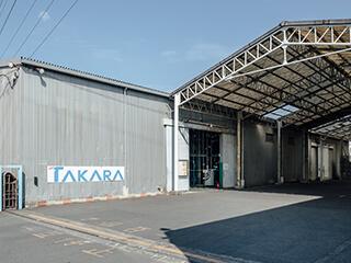 神奈川営業所綾瀬センター1号倉庫