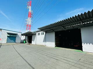 神奈川営業所綾瀬センター3号倉庫
