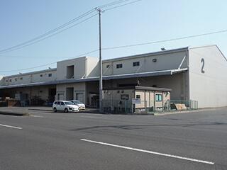 仙台営業所港倉庫