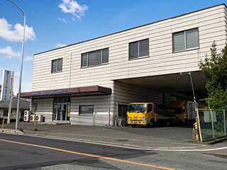 福岡営業所第1倉庫